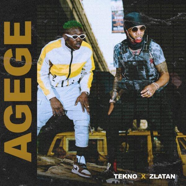 Tekno x Zlatan – Agege