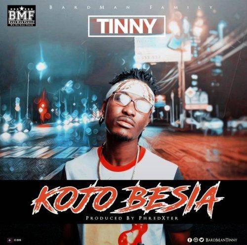 Tinny – Kojo Besia (Prod. By Phredexter)