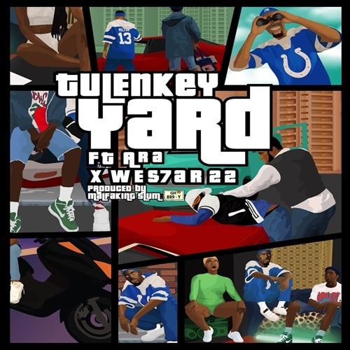 Tulenkey – Yard (feat. Ara & Wes7ar 22) (Prod. by Malfaking Slum)