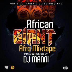 DJ Manni - African Giant Afro Mixtape