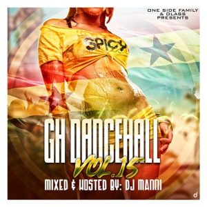 DJ Manni - GH Dancehall Vol.15