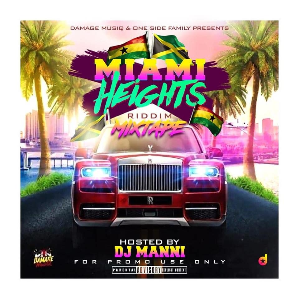 DJ Manni - Miami Heights Riddim Mix Vol.2