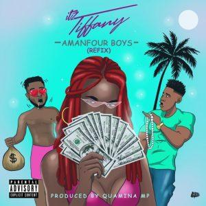 Itz Tiffany - Amanfuor Boys (freestyle)