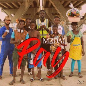 M3dal - Pay (feat. Sitso) (Prod. By Senyocue)