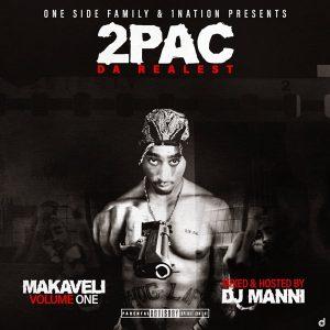 DJ Manni - 2Pac Da Realest Makaveli Vol.1