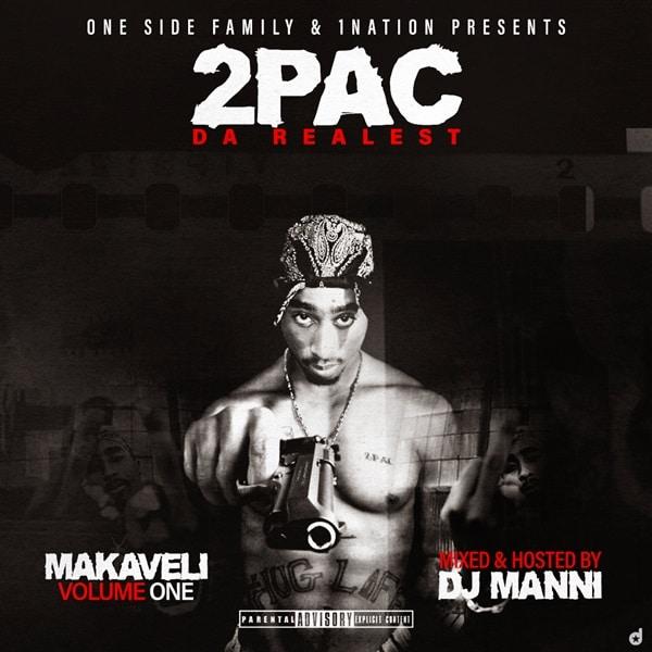 DJ Manni – 2Pac Da Realest Makaveli Vol.1