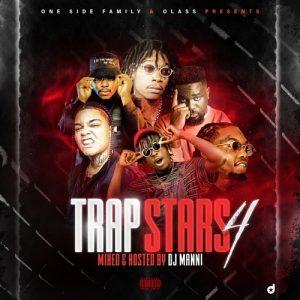 DJ Manni - Trap Stars Vol. 4