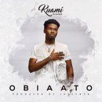 Kuami Eugene - Obiaato INSTRUMENTAL (Prod. by RichopBeatz)