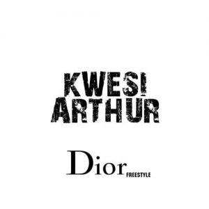 Kwesi Arthur – Thoughts Of King Arthur 5 (Dior Pop Smoke )