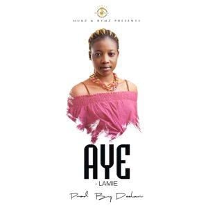 Lamie - Aye (Prod. By Deelaw)