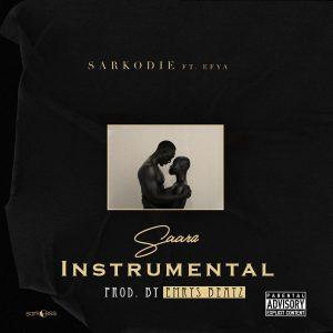 INSTRUMENTAL: Sarkodie - Saara (feat. Efya) (Prod. By Emrys Beatz)