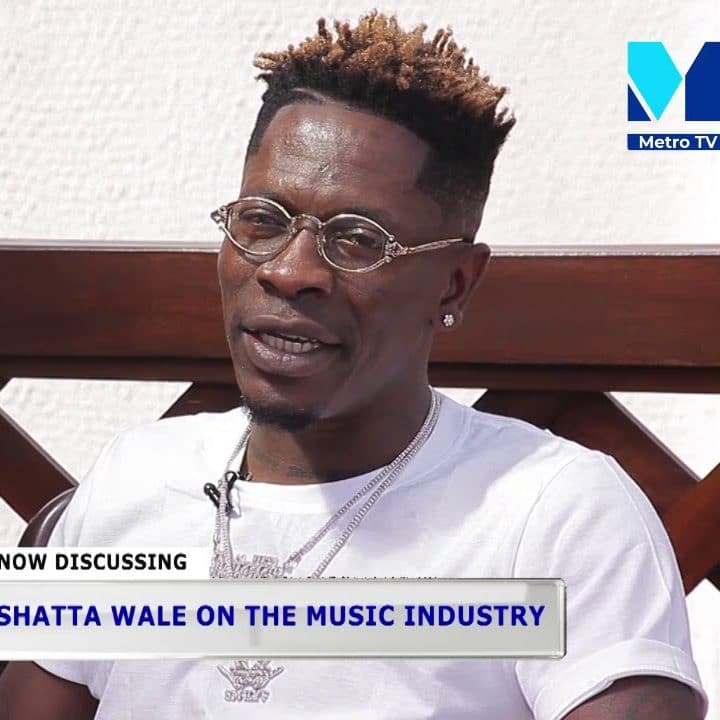 VIDEO - FULL INTERVIEW: Shatta Wale on Good Evening Ghana
