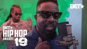 VIDEO: Sarkodie & Kalash - The Best International Flow Cypher! (Hip Hop Awards '19)