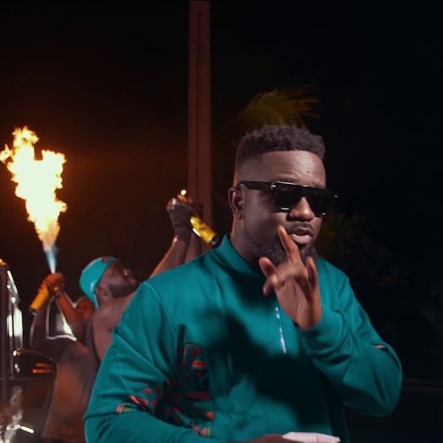 Sarkodie - Oofeetso