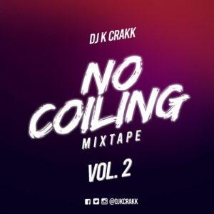 DJ K Crakk – No Mixtape (Vol. 2)