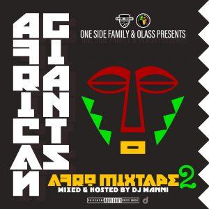 DJ Manni - African Giants Mixtape Vol.2