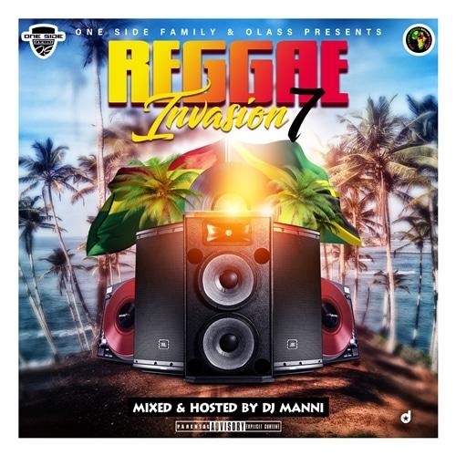DJ Manni – Reggae Invasion Mixtape