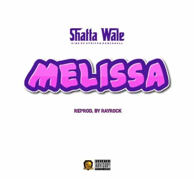 INSTRUMENTAL: Shatta Wale – Melissa (ReProd. By rayRock)