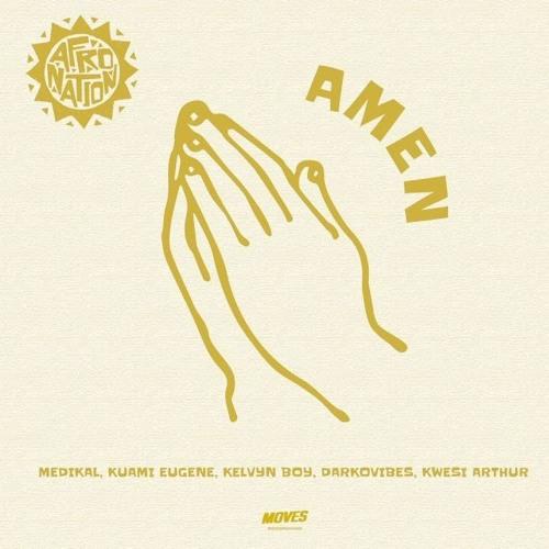 Medikal – Amen (feat. Kwesi Arthur, Kuame Eugene, Kelvyn Boy & DarkoVibes)