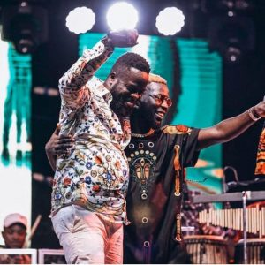 PHOTOS: Bisa Kdei's BisaFest - An Experience, not a regular Concert