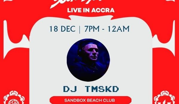 TMSKD DJ To Share Stage With Major Lazer At ''Sand + Lazers'' Concert