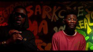 VIDEO: Lyrical Joe - Betrayal (feat. Sarkodie)