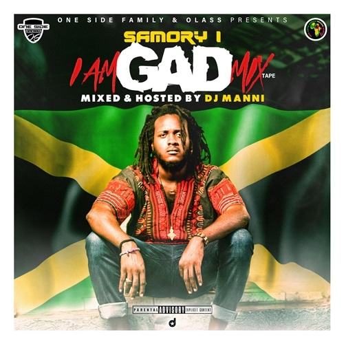 DJ Manni – Samory I (I Am Gad Mixtape)