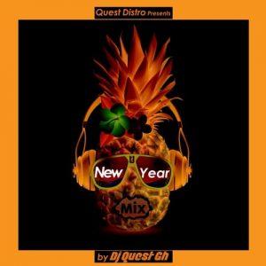 DJ Quest GH - New Year Mix 2020