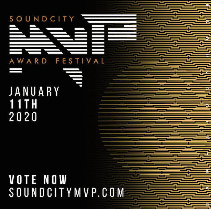 M.O.G Beatz, DJ Vyrusky, DopeNation, DJ Mic Smith and others grab Soundcity MVP Awards Festival Nominations