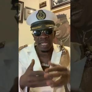 VIDEO: 'Captain' Shatta Wale's New Year Message For You.