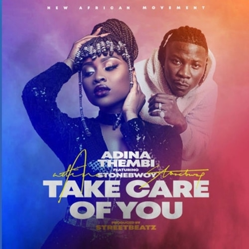Adina – Take Care of You (feat. Stonebwoy) (Prod. By StreetBeatz)
