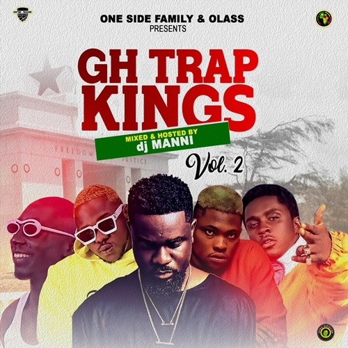 DJ Manni – GH Trap Kings Vol.2