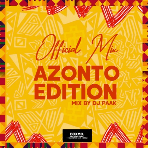 DJ Paak – All White Ghana Independence Party Mix Azonto Edition