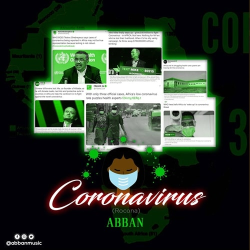 Abban - Coronavirus (Mixed by Slim Kiti)