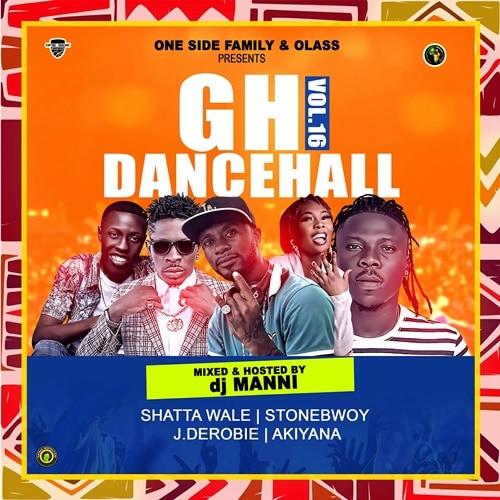 DJ Manni – GH Dancehall Vol.16