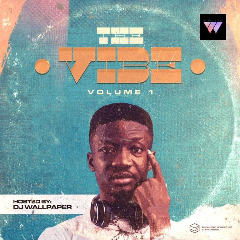 DJ Wallpaper – The Vibe Mix 1