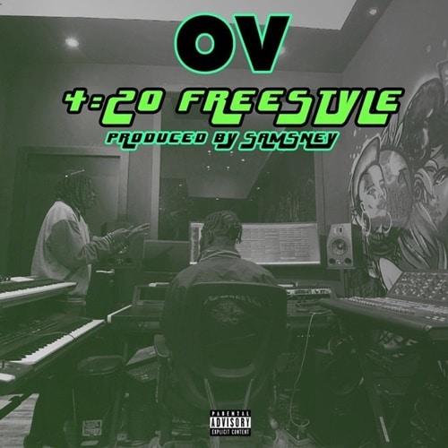 O.V – 4:20 (Freestyle) (Prod. by Samsney)
