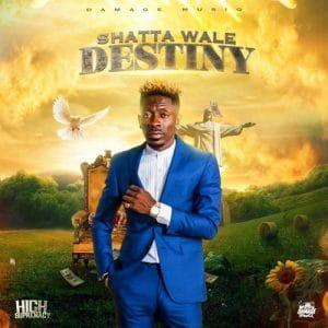 Shatta Wale - Destiny (Prod. By Damage Musiq)