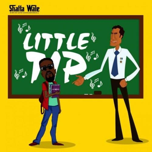 Shatta Wale – Little Tip (Sarkodie Diss) (Prod. By Paq)
