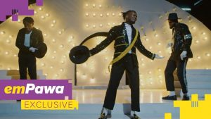VIDEO: DJ Neptune, Joeboy & Mr Eazi - Nobody