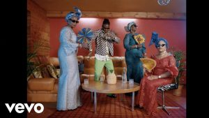 VIDEO: Stonebwoy - African Party