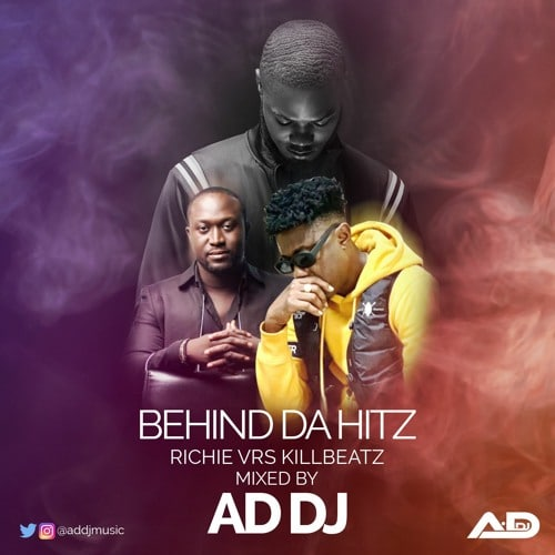 AD DJ – Richie Vs Killbeatz (BehindTheHitz)