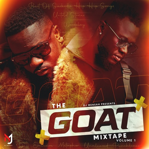 DJ Mensah – The GOAT Vol. 1 (Mixtape) (Best of Sarkodie's Hip Hop)