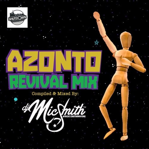 DJ Mic Smith – Azonto Revival Mix
