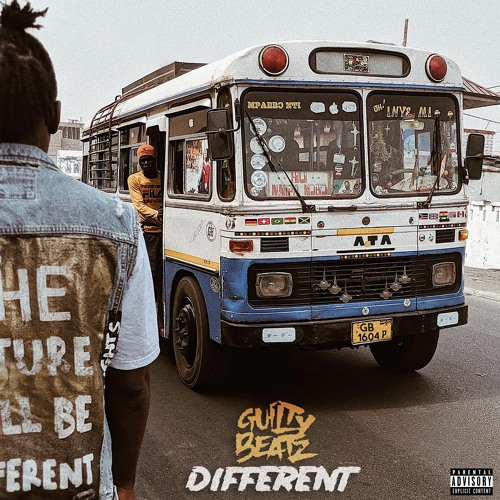 GuiltyBeatz – Different (EP)