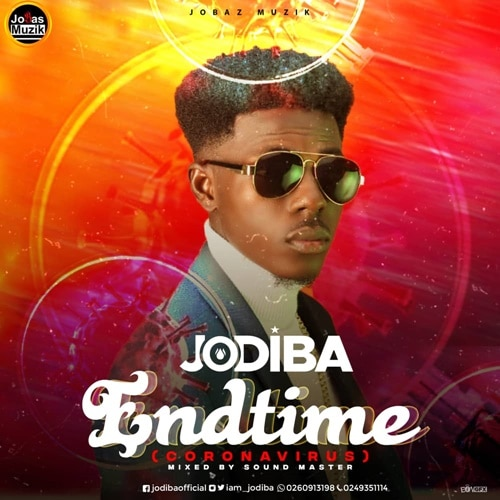 Jodiba – End Time (Coronavirus) (Mixed by Sound Masters)