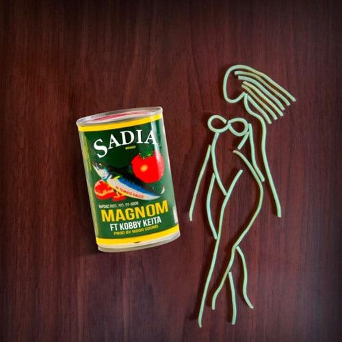 Magnom – Sadia (feat. Kobby Keita) (Prod. By Moor Sound)