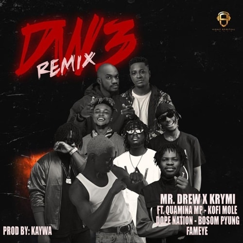 Mr. Drew x Krymi – Dw3 (Remix)
