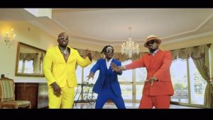 VIDEO: Kofi Jamar x Ice Prince x Khaligraph Jones - In The City