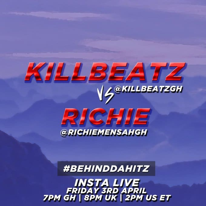 killbeatz vs Richie mensah